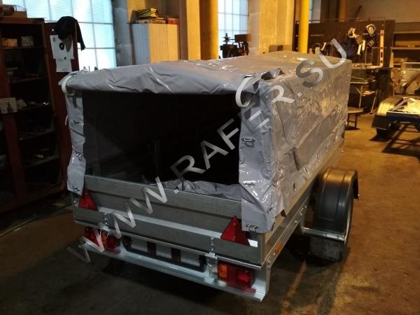 Прицеп легковой, бортовой прицеп, автоприцеп легковой, легкий прицеп, прицепы для легковых автомобилей, с быстросъемными бортами, с откидными бортами, самосвал, самосвальная система, с лебедкой, тентом, для перевозки, транспортировки, легкой техники, мототехники, atv, мотоцикла, квадроцикла, груза, до 750 кг, от производителя, продажа, купить, заказать, цена, Рафер, Технотерра, Шатура, Керва