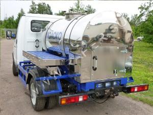 Авто-цистерна Газель-3302