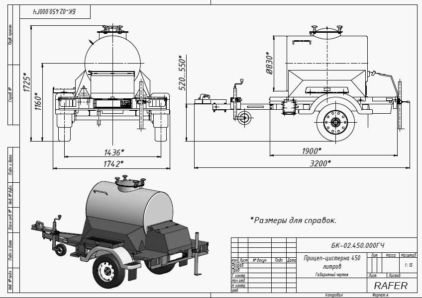 pricep-cisterna-450