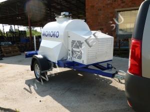 ПЦ-400 литров, с охлаждающей установкой