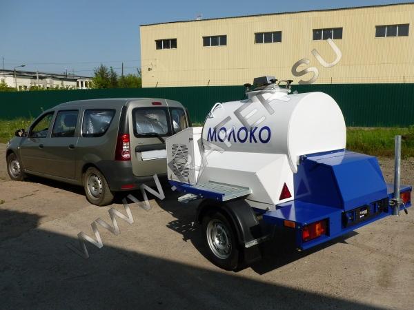 ПЦ-450 литров, с охлаждающей установкой